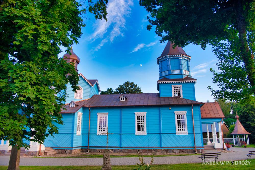 Cerkwie na Podlasiu