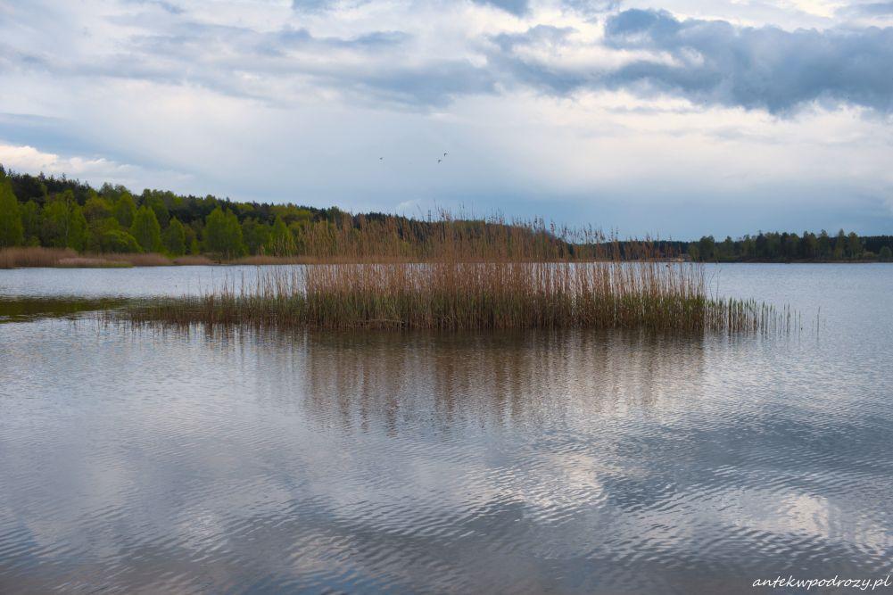 Śląskie jeziora