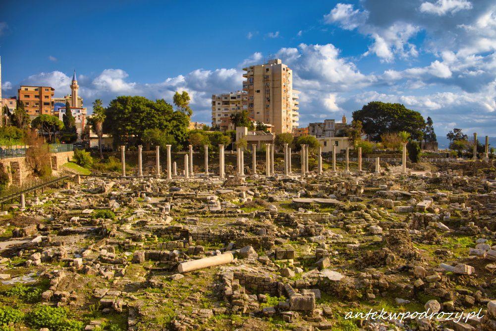 Tyr, Sydon, Liban