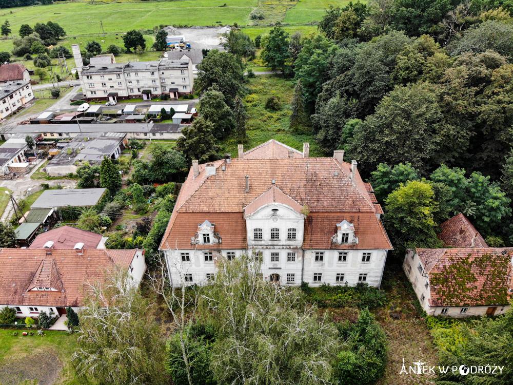 Ruiny pałaców i zamków w województwie opolskim