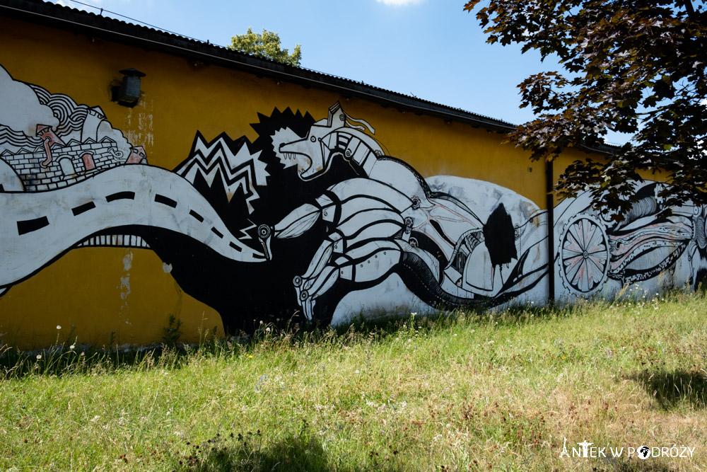 Murale w Katowicach