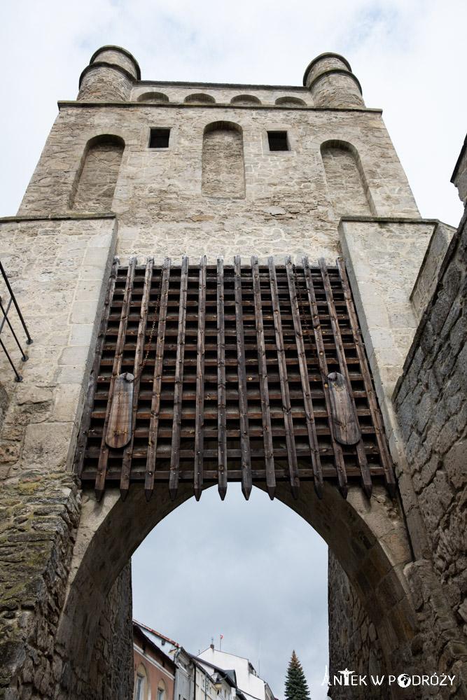 Szydłów - polskie Carcassonne