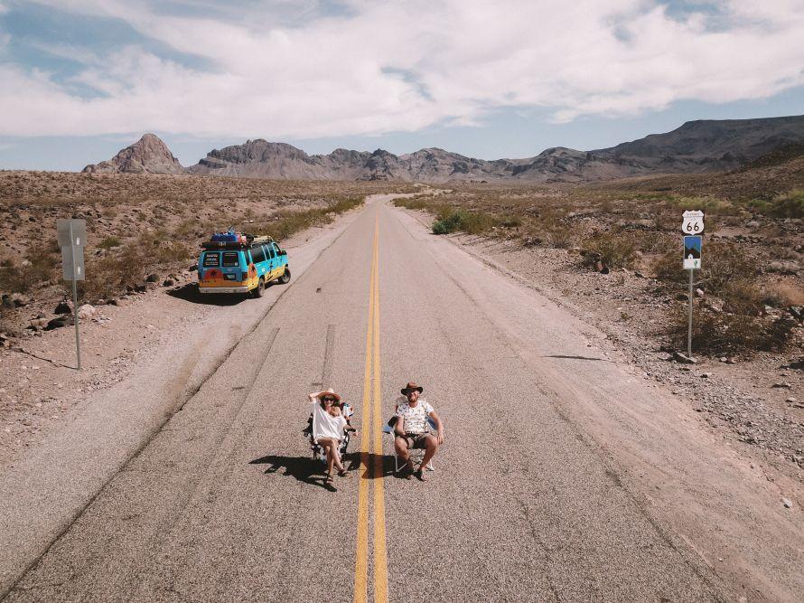 Droga 66 Busem przez Świat