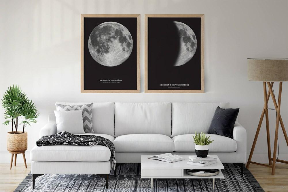 Plakaty personalizowane Posivite Prints